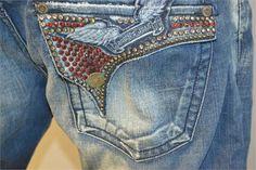 custom robin jeans - Google Search