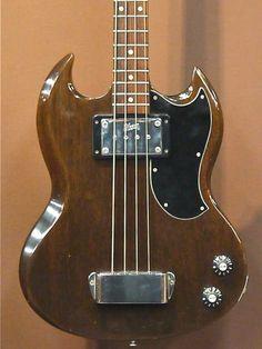 Gibson 1972 EB-0
