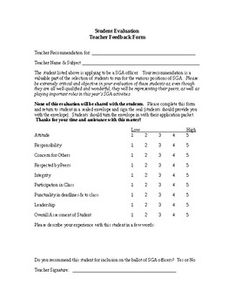 Student Leadership Application Essay Questions And Rubric