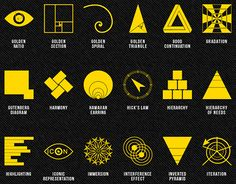 Icons for serious designers. Divine Proportion, Coffee Table Plans, Wood Carving Tools, Principles Of Design, Visual Aids, Behance, Icon Collection, Popular Woodworking, Pictogram