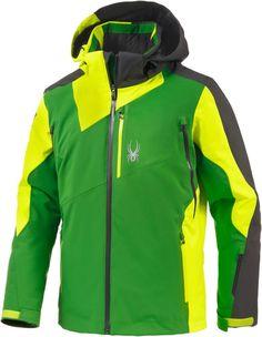 #Spyder #Vyper #Skijacke #Herren #grün/lime/anthrazit