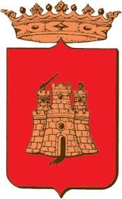 Caltanissetta stemma - Coat of Arms for province of Caltanissetta, Sicily, Italy.