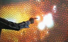 Touch The Cosmos With Aether's Interactive Gallactic Makeover | The Creators Project