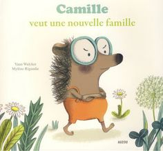 Henry Searches for the Perfect Family by Yann Walcker, available at Book Depository with free delivery worldwide. Kitty Crowther, Word Poster, Album Jeunesse, Beautiful Cover, Camille, Inspirational Books, Children's Book Illustration, Book Illustrations, Rodin
