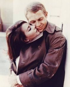 Steve McQueen And Nathalie wood