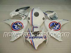 Honda CBR 1000RR 2008-2009 ABS Verkleidung - Repsol #verkleidunghondacbr1000rr #cbr1000rrverkleidung