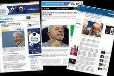 RS Notícias: Denúncia contra ex-presidente Lula é destaque na i...