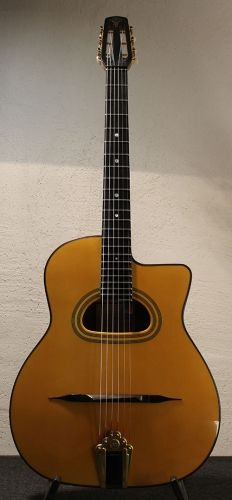 "Geronimo Mateos Model ""Jazz B"" D-Hole - Mehr Bilder Geronimo Mateos Model ""Jazz B"" D-Ho... 