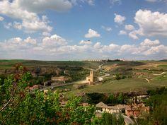 Segovia, Spain. Just gorgeous.