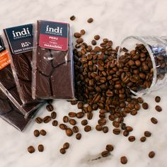 indi chocolate small batch artisan hand crafted bean to bar chocolate, chocolate lotions lip balms, chocolate chai tea, infusion kit, savory cacao rub and Pike Place Market, Spice Rub, Few Ingredients, How To Make Chocolate, Cocoa Butter, Yummy Treats, Starbucks, The Creator, Artisan