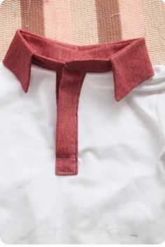 Single Placket Sewing Tutorial |www.nap-timecreations.com