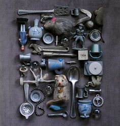 grey dolls + toys by bricolagelife, via Flickr