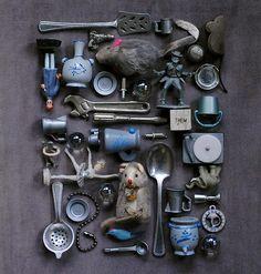 grey dolls + toys by bricolagelife, via Flickr