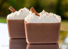 Chai Tea Handmade Soap - Coconut Milk, Aloe Vera, Cold Process Soap, Shea butter, Vegan Soap, 5.1 oz. by XplosiveCosmetiX on Etsy https://www.etsy.com/listing/167922020/chai-tea-handmade-soap-coconut-milk-aloe