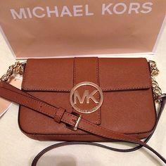 9c6baf7d3fc2a1 My addiction:purse brown michael kors Cheap Michael Kors Bags, Michael Kors  Fall,