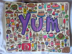 I SPY: YUM! by ohdearbarb, via Flickr