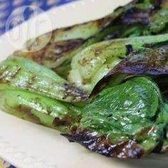 Barbecue Bok Choy @ allrecipes.com.au