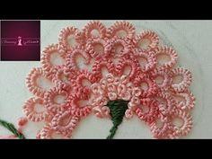 Lindos pontos para bordados de rosas