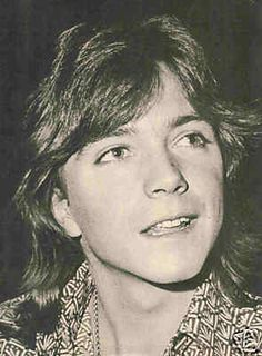 DAVID CASSIDY FACT: David Cassidy released the album Old Trick New Dog in 1996.