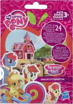MLP | My Little Pony Friendship is Magic 2015 Blind Bag Pack Vinyl Figure Wave 14 Case of x24 Sealed + Retail Display Box
