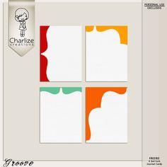 "Groove Journal Cards Freebie - requires Facebook ""like"""