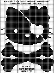 Hello Kitty - Pirate