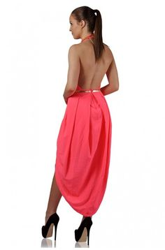 Cheap Maxi Dresses Online- Magic After Midnight Maxi Dress Pink- Buy maxi dresses online at affordable prices and with fast delivery. Buy Maxi Dresses Online, Cheap Maxi Dresses, Pink Dress, Backless, Delivery, Magic, Stuff To Buy, Fashion, Pink Sundress
