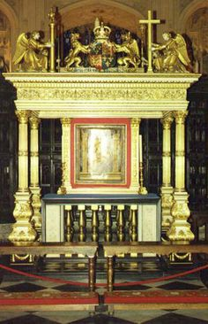A 16-year old Edward VI is buried at Westminster Abbey a month after his death; his father and mother (Henry VIII Seymour) also lay here.