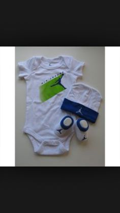 fe920a3c25f Nike Jordan Infant New Born Baby Boy Girl Shoulder Bodysuit