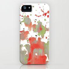 Aqua: Watermelon burst! iPhone & iPod Case by Marina Kanavaki - $35.00