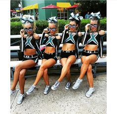 Coed elite cheer extreme picture idea not my photo