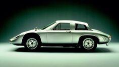 1963 Porsche 356B 2000GS Carrera GT Dreikantschaber