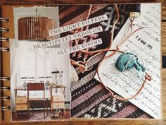 Daily Collage Journal