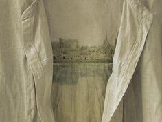 Paisajes Ropa / impresiones en ropa Isabel Marant / 2006