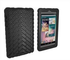 Gumdrop Drop Tech Series - Rugged Case for Google Nexus 7, Black