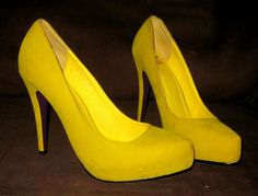 Yellow Yellow, Naughty Fellow!