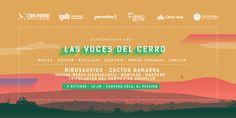 OCT 9 Las Voces del Cerro