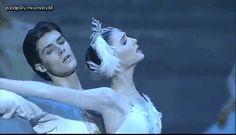 Svetlana Zakharova and Roberto Bolle in Swan Lake