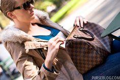 Purseonals  Givenchy Antigona. PurseBlog · purseonals · Purseonals  Louis  Vuitton Damier Ebene Speedy 30cm Louis Vuitton Damier ff8209c19c263