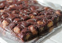 Donut Hole Brownies!