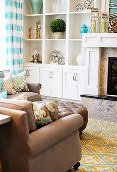House of Turquoise: Highland Custom Homes