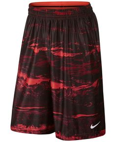 Nike LeBron Ultimate Elite Dri-fit Print Basketball Shorts