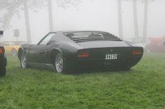 Merveilleux Lamborghini Miura