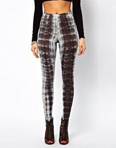 #asos                     #love                     #Love #Leggings #asos.com                           Oh My Love Tie Dye Leggings at asos.com                                       http://www.seapai.com/product.aspx?PID=1351947