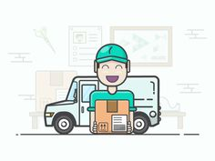 What are the Best Dropshippers in 2019 (Drop Shipping Companies & Free Suppliers List) for Ecommerce Supermarket Logo, Fulfillment Services, Online Shopping Quotes, Makeup Wallpapers, Outline Illustration, Delivery Man, Shipping Company, Being Good, Drop
