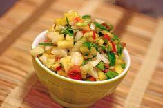 Habanero Fruit Salsa Recipe
