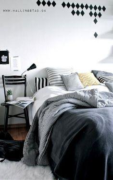 dormitorios estilo nordico | Estilo Escandinavo