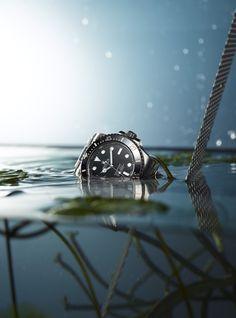Sport&Style Aquarium - Editorial - Charles Negre - Photographer - Carole Lambert