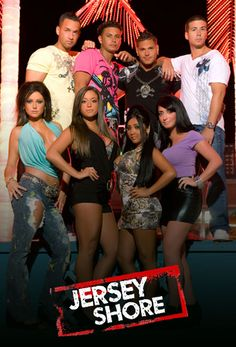 185d264b40 Jersey Shore (Thx to being featured on Netflix. I have a guilty  pleasure God I really hate this relationship with it.
