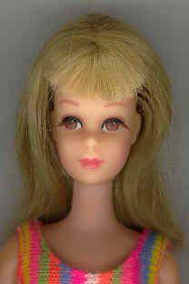 Barbie's cousin, Francie